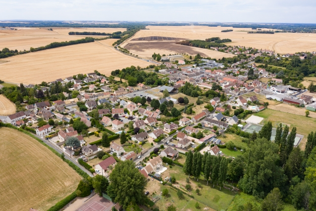 Bourg-Centre Hanches